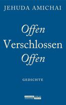 Cover Buch Jehuda Amichai Offen verschlossen offen