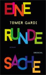 Cover Buch Tomer Gardi Eine runde Sache